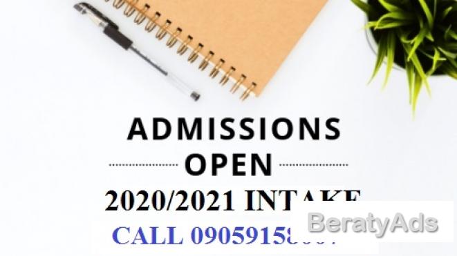 PAMO University of Medical Sciences 2020/2021 (09059158007) ADMISSION FORM{POST UTME FORM,DIRECT ENT