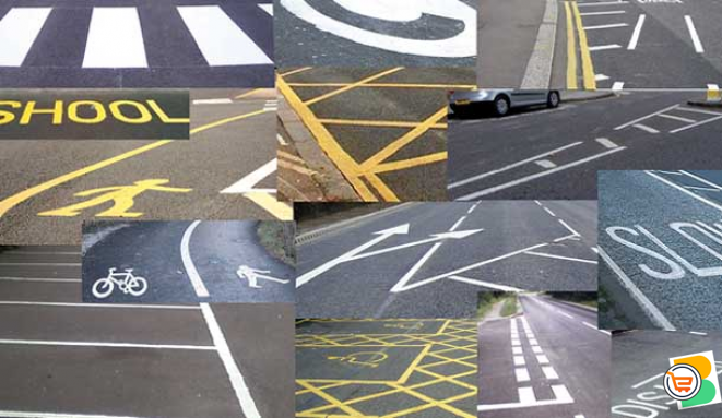 Permanent Road Marking IN NIGERIA