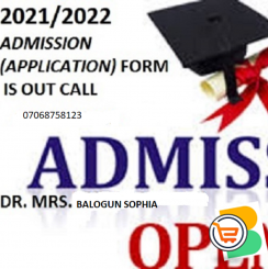 School of Nursing, Eket, Akwa-Ibom State 2021/2022 Session Admission Forms are on sales