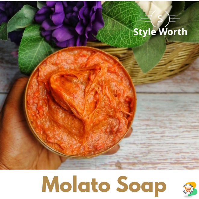 Molato 3D Whitening Soap
