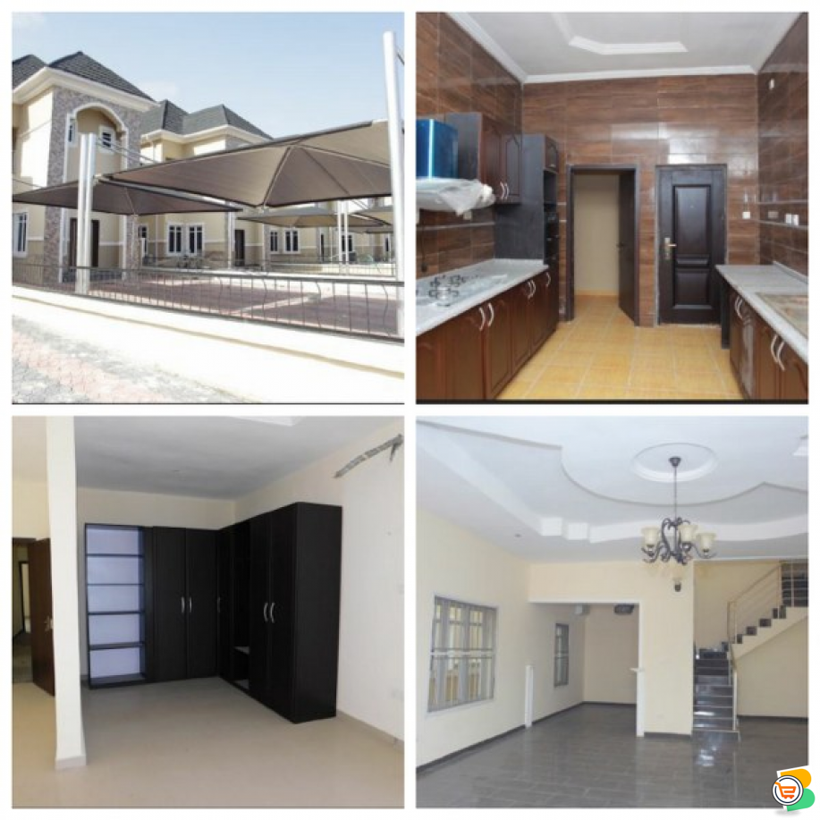 4 Bedroom Fully Detached all Ensuite Duplex For Sale at Megamound Estate, Lekki