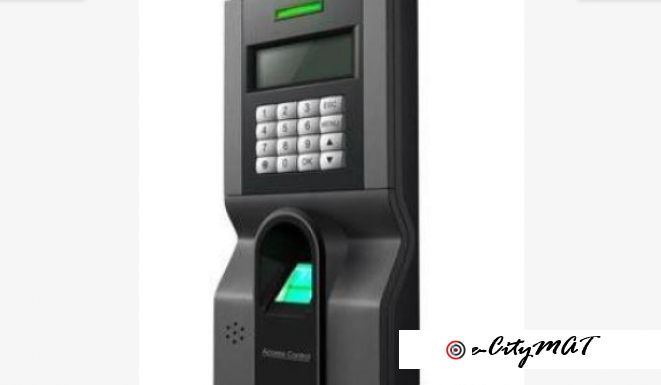 Fingerprint Security Door Access Control System With Backup Battery BY HIPHEN SOLUTIONS
