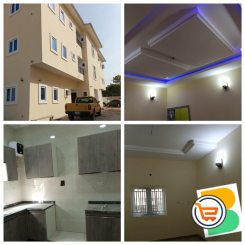 Three Bedroom Apartment For Sale at Jahi District (Call or WhatsApp)