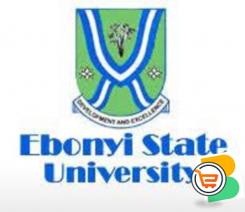 Ebonyi State University, Abakaliki 2021/2022 Session Admission forms are on sales.