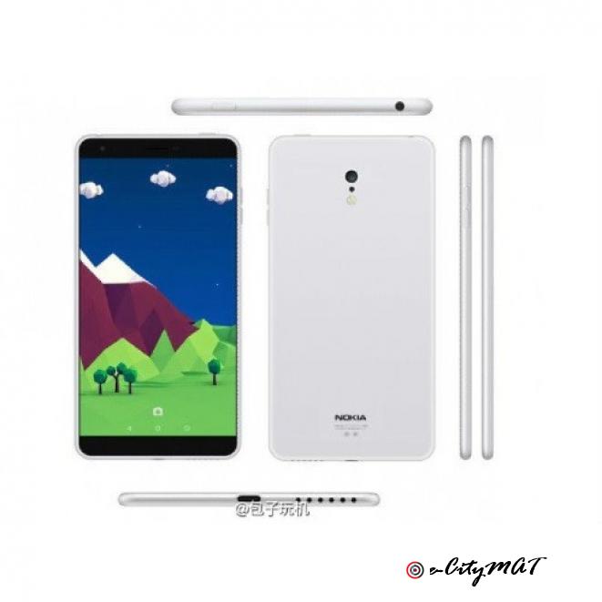 Nokia C1 Dual Sim, 1gb Ram+16gb Rom,2500mah, 5.45inch - Wea Charcoal