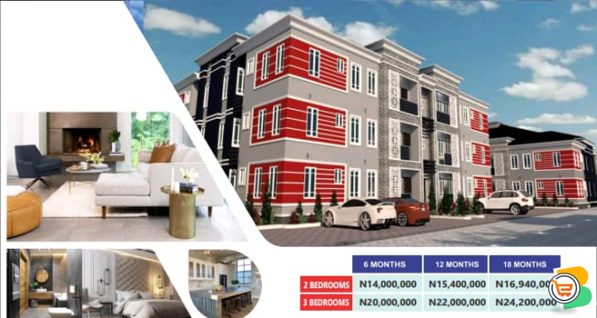 2&3 Bedroom Apartments For Sale at HAVEN RESIDENCE ABIJO GRA