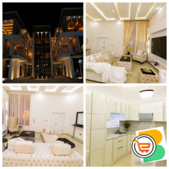 2 Bdr Serviced and Furnished Apartment For Sale - Call 08176964956