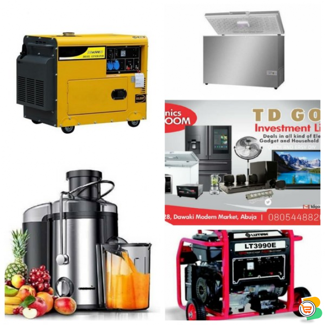 Electronics AND Gadget AND Household Appliances for SALE - CALL 08054488264